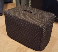 CARVIN AG200 AG 200 Amp Premium Padded Custom Cover - BLACK!  Qty - 1 Single