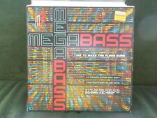 "MEGABASS MASTERMIXERS TIME TO MAKE THE FLOOR BURN 1990 DANCE HOUSE RAVE 7"" VINYL"