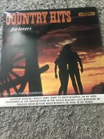 Various Country(Vinyl LP)Country Hits For Lovers-Stereo Gold Award
