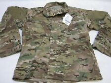 NWT ARMY OCP MULTICAM TOP FLAME RESISTANT FRACU MEDIUM/SHORT COMBAT UNIFORM COAT