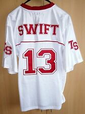 Taylor Swift Red Tour Football Jersey Größe S - Neu
