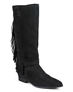 Bronx Dallan Black or Olive Knee HIgh Boots Standard D Fit Size 3/36 RRP £95