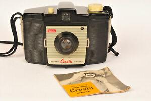 Kodak Brownie Cresta Medium Format 120 Film Camera - Superb Holga Alternative