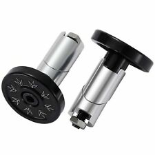 Blunt Scooters Alloy Metal Bar Ends, Black