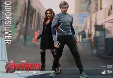 DHL Express Hot Toys 1/6 Avengers Mms301 Scarlet Witch Mms302 Quicksilver Set