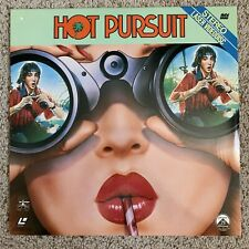 Hot Pursuit Laserdisc - John Cusack