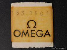 Vintage ORIGINAL OMEGA Supporting Ring Date Indicator #1501 for Omega Cal.353