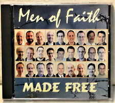 Men of Faith Made Free Men's Ministry CD Now Thank We All Our God Christian