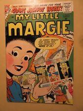 1958 Charlton MY LITTLE MARGIE comic #24 (Fine+)