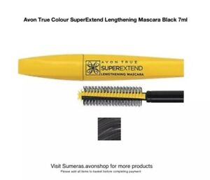 Avon True Colour SuperExtend Lengthening Mascara Black ~ Great Mothers Day Gift!