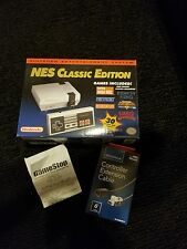 Nes classic edition console + controller extension cable