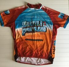 Mens XL Primal Cycling Jersey STP 2012 100% Polyester