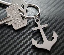 ANCHOR Sailor Ship Boat Sailing  Keyring Keychain Key Stainless Steel Gift