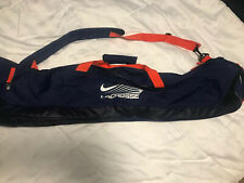 Nike LACROSSE Stick Bag Blue/Purple/Orange Very Clean!
