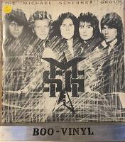 Michael Schenker Group MSG 1981 Vinyl [CHR1336] Rock EX /VG+