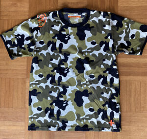 Rossignol T-Shirt Gr. L Camouflage TOP