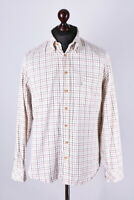 Barbour Checked Long Sleeve Shirt Size M