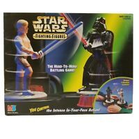 Star Wars Fighting Figures Game Milton Bradley 1997 New Sealed Darth Vader Luke