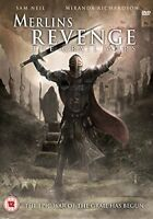Merlins Revenge: The Grail Wars [DVD][Region 2]