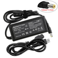 65W AC Adapter Power Cord Charger For eMachines E725-4923 E725-4955 E725-4986