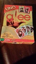 Uno Glee Edición Especial Juego De Cartas En Lata De Coleccionistas Nuevo Sellado GRATIS UK Post