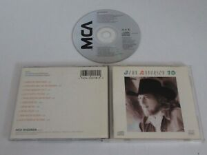 John Anderson – 10 / MCA Records – MCAD-42218 CD Album