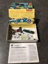 MONOGRAM 1/32 LOTUS 33 SLOT CAR