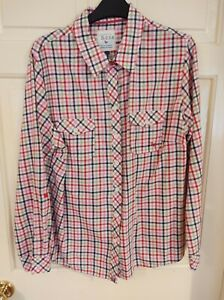 Ladies Shirt/Blouse By Country Rose Size 16