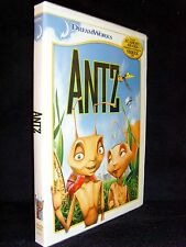 Antz (Dvd, 2006) Brand New Factory Sealed!•Usa Made•Out-Of-Print!•Re gion 1