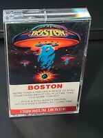 Boston Self Titled More Than A Feeling Epic 1976 Cassette Tape CrO2 b27