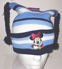 Disney Minnie Mouse Beanie Peruvian Hat
