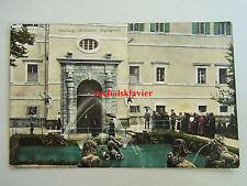 Kolorierte AK 1913: Salzburg - Hellbrunn, REGENGROTTE / Springbrunnen. HUTTEGGER