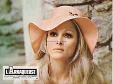 PERFECT FRIDAY URSULA ANDRESS GORGEOUS SEXY ORIG FRENCH 1970 PHOTO