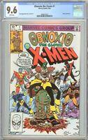 Obnoxio the Clown #1 CGC 9.6 WHITE PAGES 1983 3694610012 vs X-Men