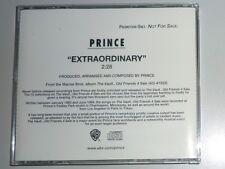 "CD by PRINCE ""EXTRAORDINARY"" / PROMO SINGLE"