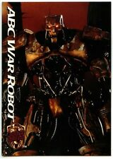 ABC War Robot #46 Judge Dredd : The Movie 1995 Edge Trade Card (C1371)