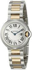 Cartier Women's Ballon Bleu Swiss Quartz Two Tone Stainless Steel Watch W69007Z3