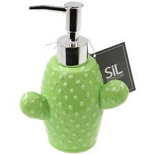 Cactus Shaped Bathroom Soap Dispenser Liquid Fill Gel Conditioner Shampoo Lotion