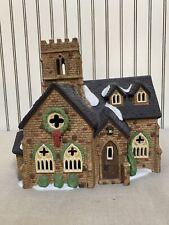 Dept 56 Dickens' Village Series Knottinghill Church 55824 Retired