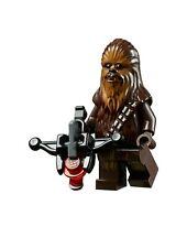 Lego 75290 Star Wars Chewbacca Minifigure