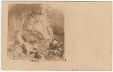 CGH: Postcard, Entrance to Cango Cave; Port Elizabeth to Bushey Park, Herts, UK
