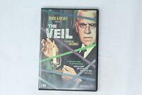 DVD THE VEIL 2 DISCHI SINISTER FILM 2012 BORIS KARLOFF [RI-030]