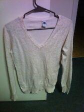 Gap Sweater Top Size M