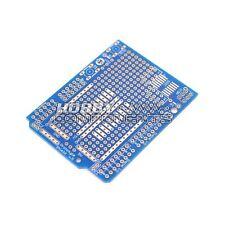 Arduino Prototyping Shield PCB Board - Blue