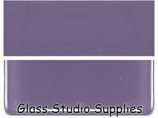 Bullseye Thin Dusty Lilac Opal Kiln Fusing Glass 303-50