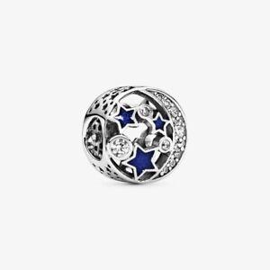 Pandora Moon and Star Charm 791992CZ