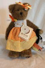 "Boyds Bears ""C. C. Sugarbeary"" 10"" Plush Bear- #4014599 -Nwt-2009"