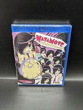 Watamote Complete Collection Blu-ray FACTORY SEALED