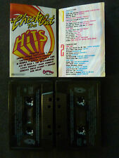 CHECK OUT THE HITS RARE AUSSIE DOUBLE CASSETTE TAPE! KIM WILDE M PEOPLE SHAGGY