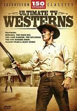 Ultimate TV Westerns 150 Episodes 0683904505491 With Roy Rogers DVD Region 1